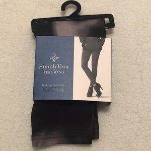 Vera Wang Fashion Leggings